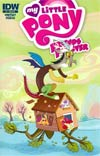 My Little Pony Friends Forever #2 Cover B Variant Lea Hernandez Subscription Cover