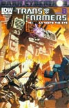 Transformers More Than Meets The Eye #26 Cover A Regular Casey Coller Cover (Dark Cybertron Part 8)