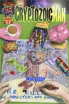 Cryptozoic Man #4 Cover A 1st Ptg Regular Walter Flanagan Cover
