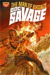 Doc Savage Vol 5 #3 Cover A Regular Alex Ross Cover