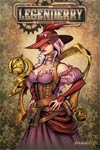 Legenderry A Steampunk Adventure #2 Cover A Regular Joe Benitez Cover