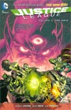 Justice League (New 52) Vol 4 The Grid HC