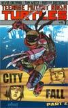 Teenage Mutant Ninja Turtles Ongoing Vol 7 City Fall Part 2 TP