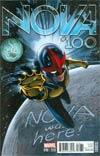 Nova Vol 5 #10 Cover B Incentive JG Jones Variant Cover