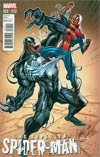 Superior Spider-Man #22 Cover B Incentive J Scott Campbell Variant Cover