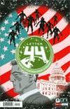 Letter 44 #1 Cover B 2nd Ptg