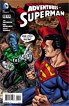 Adventures Of Superman Vol 2 #11 Cover A Regular Neil Edwards Cover