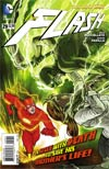 Flash Vol 4 #29 Cover A Regular Mikel Janin Cover