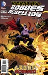 Forever Evil Rogues Rebellion #6 Cover A Regular Declan Shalvey Cover