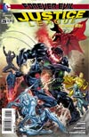 Justice League Vol 2 #29 Cover A Regular Ivan Reis Cover (Forever Evil Tie-In)
