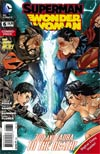 Superman Wonder Woman #6 Cover B Combo Pack With Polybag