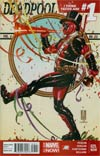 Deadpool Vol 4 #25.NOW Cover A Regular Mark Brooks Cover