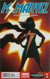 Ms Marvel Vol 3 #2 Cover A 1st Ptg Regular Jamie McKelvie Cover