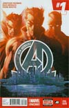 New Avengers Vol 3 #16.NOW Cover A Regular Mike Deodato Jr Cover