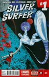 Silver Surfer Vol 6 #1 Cover A 1st Ptg Regular Michael Allred Cover