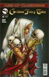 Grimm Fairy Tales #95 Cover C Steven Cummings (Age Of Darkness Tie-In)