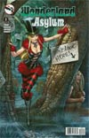 Grimm Fairy Tales Presents Wonderland Asylum #3 Cover A Mike S Miller