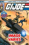 GI Joe A Real American Hero #200 Regular Cover (Filled Randomly With 1 Of 2 Covers)
