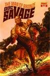 Doc Savage Vol 5 #4 Cover A Regular Alex Ross Cover