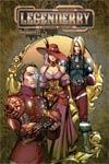 Legenderry A Steampunk Adventure #3 Cover A Regular Joe Benitez Cover