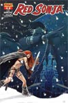 Red Sonja Vol 5 #9 Cover B Variant Stephanie Hans Cover