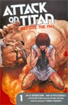 Attack On Titan Before The Fall Vol 1 GN