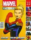 Marvel Fact Files #22 Captain Marvel