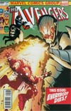 Avengers Vol 5 #24.NOW Cover L Variant Avengers Covers X-Men By Lee Garbett Cover