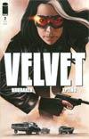Velvet #2 Cover B 2nd Ptg