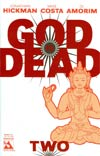 God Is Dead #2 Cover G Enhanced Edition