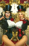 Grimm Fairy Tales #92 Cover D New Years Exclusive Franchesco Black Tuxedo Variant Cover