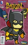 Batgirl Vol 4 #27 Cover B Incentive Scribblenauts Unmasked Variant Cover (Gothtopia Tie-In)
