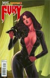 Miss Fury Vol 2 #8 Cover E Incentive Carlos Rafael Risque Variant Cover