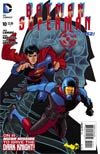 Batman Superman #10 Cover A Regular Cameron Stewart Cover (First Contact Epilogue)