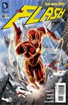 Flash Vol 4 #30 Cover A Regular Brett Booth Cover