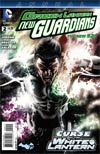 Green Lantern New Guardians Annual #2