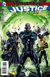 Justice League Vol 2 #30 Cover A Regular Ivan Reis Cover (Forever Evil Aftermath)