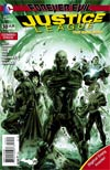 Justice League Vol 2 #30 Cover B Combo Pack With Polybag (Forever Evil Aftermath)