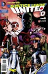 Justice League United #0 Cover C Combo Pack With Polybag (Forever Evil Aftermath)
