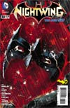 Nightwing Vol 3 #30 Cover A Regular Eddy Barrows Cover (Forever Evil Aftermath)
