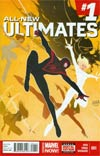All-New Ultimates #1 Cover A Regular David Nakayama Cover