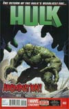 Hulk Vol 3 #2 Cover A 1st Ptg Regular Jerome Opena Cover