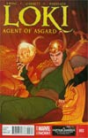 Loki Agent Of Asgard #3 Cover A 1st Ptg Regular Jenny Frison Cover