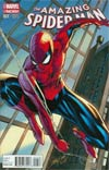 Amazing Spider-Man Vol 3 #1 Cover F Variant J Scott Campbell Connecting Cover (2 Of 2)