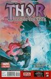 Thor God Of Thunder #21 Cover A Regular Esad Ribic Cover