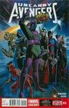 Uncanny Avengers #19 Cover A Regular Daniel Acuna Cover