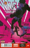 Winter Soldier Bitter March #3 Cover A Regular Andrew Robinson Cover