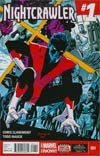 Nightcrawler Vol 4 #1 Cover A 1st Ptg Regular Chris Samnee Cover