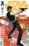 Star Wars Rebel Heist #1 Cover A Regular Adam Hughes Cover
