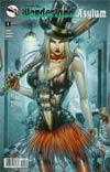 Grimm Fairy Tales Presents Wonderland Asylum #4 Cover D Vinz el Tabanas